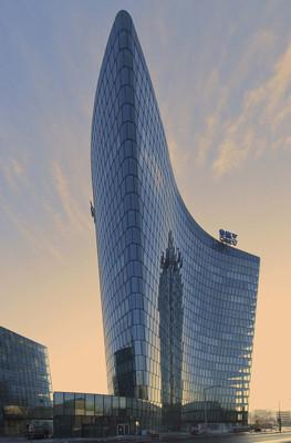 Bürohochhaus in Wien