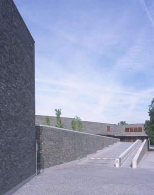blindeninstitut in regensburg boden bildung baunetz. Black Bedroom Furniture Sets. Home Design Ideas