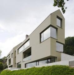 Mehrfamilienhaus in Regensberg