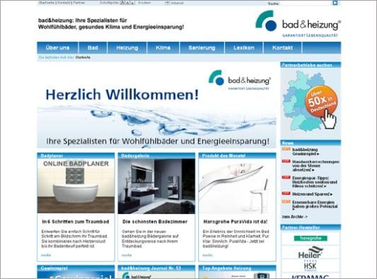 Internetportal Der Shk Branche Bad Und Sanit 228 R