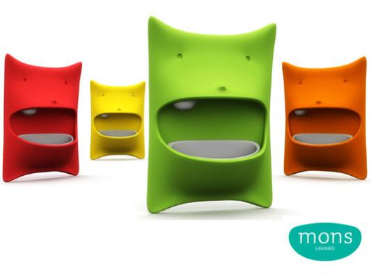 Waschtisch Für Kinder | Bad Und Sanitär | News/produkte Archiv ... Badgestaltung Mit Farbe Frohliches Farbschema Gefallt Den Kindern