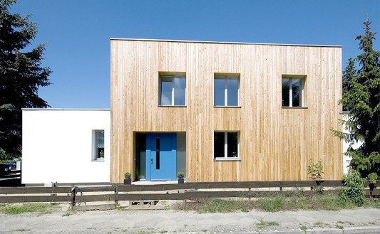 Ziegert roswag seiler architekten ingenieure berlin for Einfamilienhaus berlin