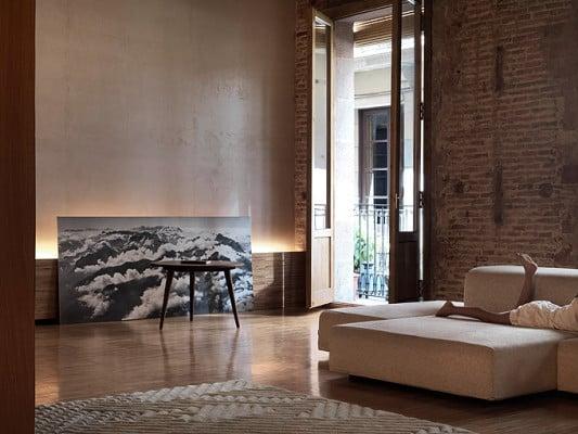 wohnung im barrio gotico in barcelona e boden wohnen baunetz wissen. Black Bedroom Furniture Sets. Home Design Ideas