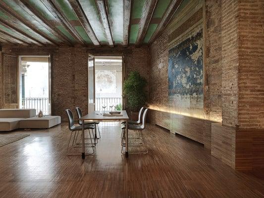 Wohnung Im Barrio Gotico In Barcelona E Boden Wohnen