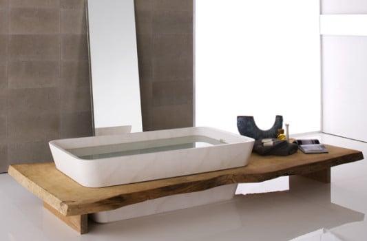 archaische bad kollektion bad und sanit r. Black Bedroom Furniture Sets. Home Design Ideas