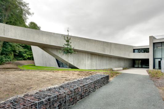 Besucherinformationszentrum Grube Messel