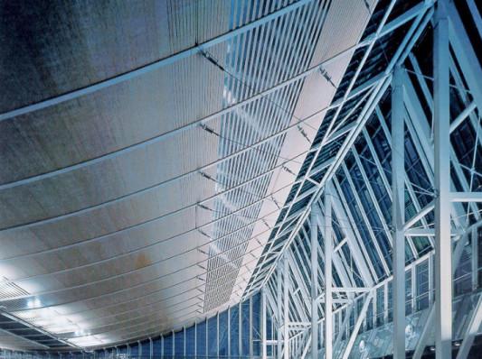 Tageslicht in Messehallen | Tageslicht | Tageslicht | Baunetz_Wissen