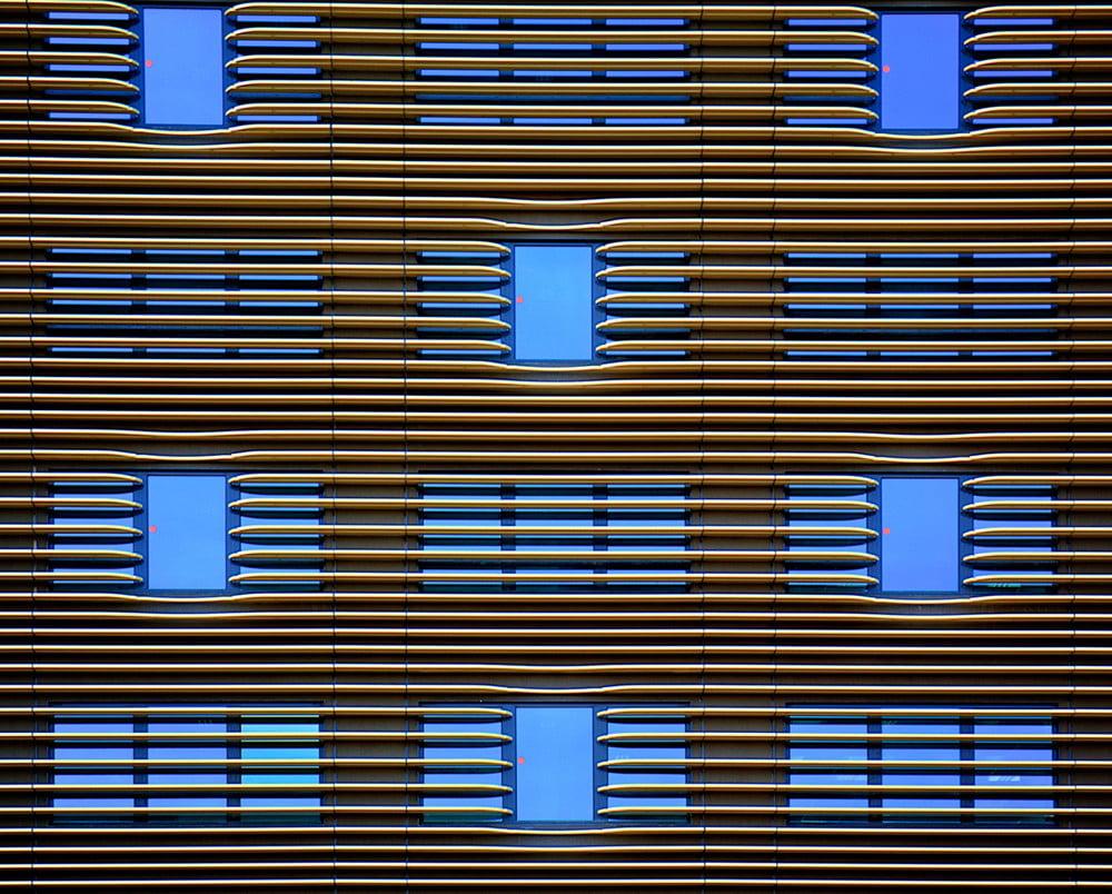 Fassade frontal  Bürogebäude in Blagnac bei Toulouse | Fassade | Büro/Verwaltung ...