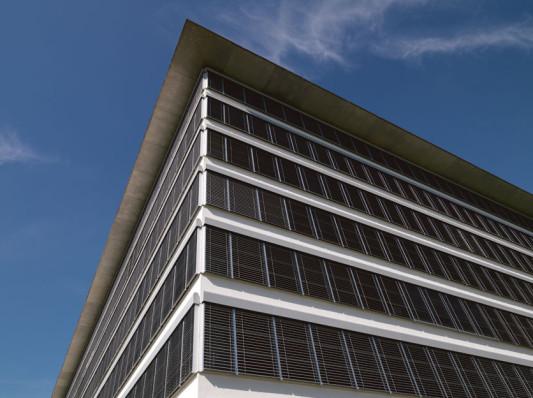 Raffstore Fassade Glossar Baunetz Wissen
