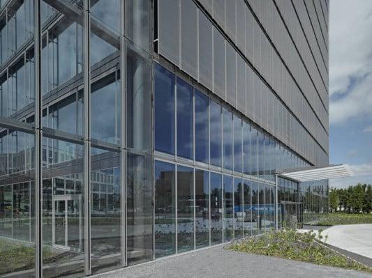 Weser Tower In Bremen Fassade B Ro Verwaltung