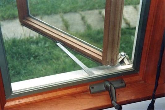 Amerikanische Fenster
