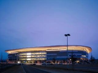 Rhein-Neckar-Arena in Sinsheim