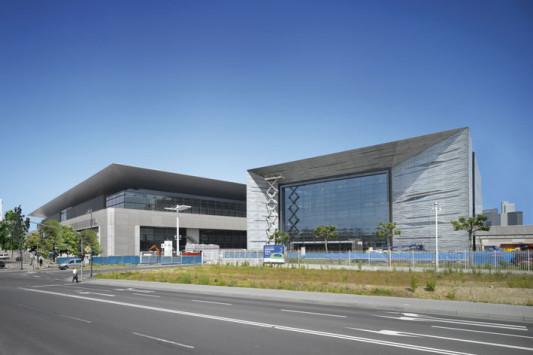 Messehalle 11 und Portalhaus in Frankfurt/Main | Heizung | Büro ...
