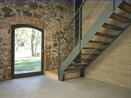 lehmhaus in ihlow gesund bauen wohnen baunetz wissen. Black Bedroom Furniture Sets. Home Design Ideas
